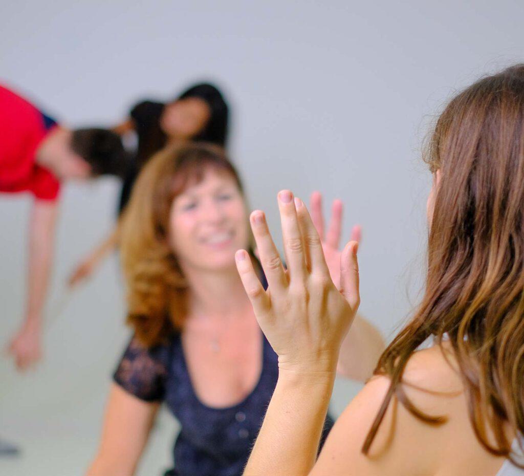 Jugendgruppe Tanztherapie in München