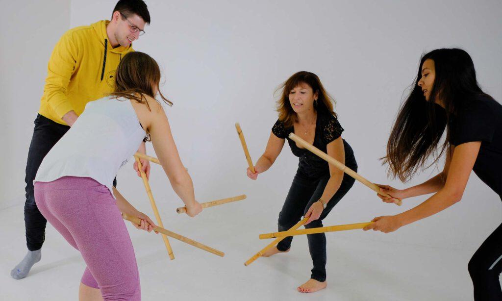 Was ist Tanztherapie ? Was macht man in der tanztherapei?