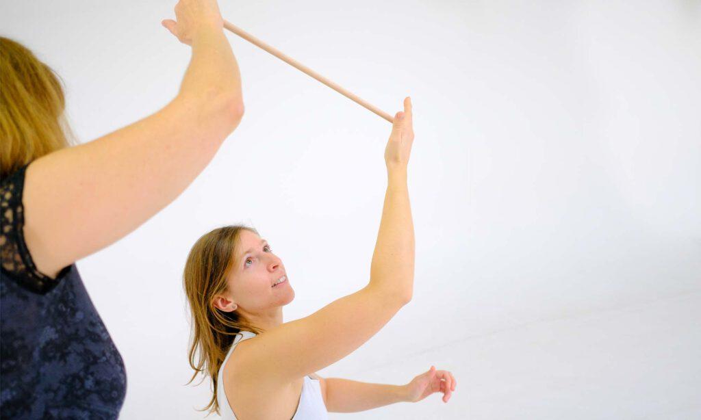 Tanztherapie / Einzelstunden für Jugendliche und junge Erwachsene